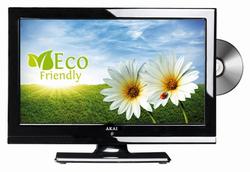 Akai Led Tv 19 inch DVB-T en DVD