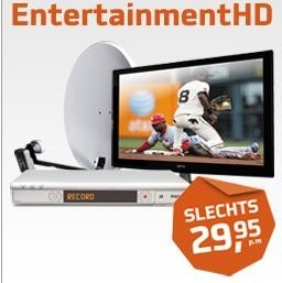 Entertainment HD Smartpack CanalDigitaal