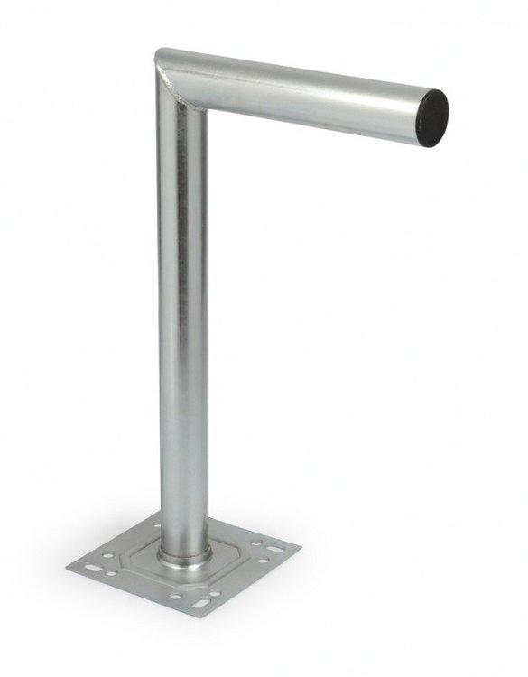 L Beugel gegalvaniseerd Staal 35 cm