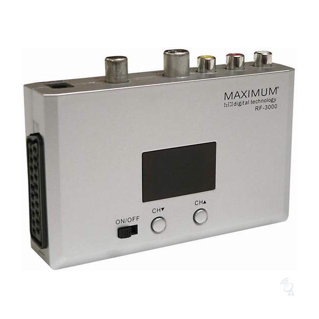 Maximum RF 4000 Universele Video modulator