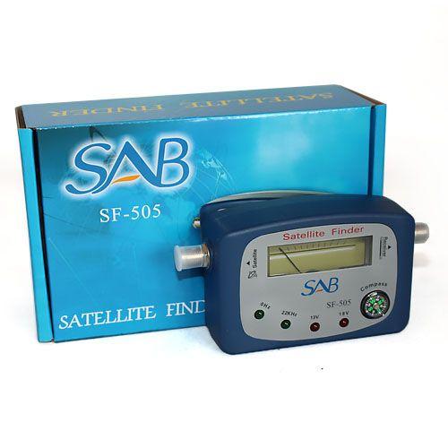 SAB Satellite Finder SF-505