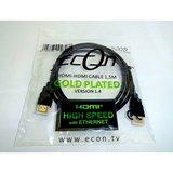 High Speed HDMI kabel - HDMI-Connector _
