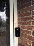 Amiko Smart HD Camera WiFi Deurbel Inclusief Chime (deurbelgong) en 16GB MicroSD_