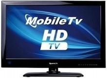 Mobile TV Slim 19 HD DVD 12/220v digitenne