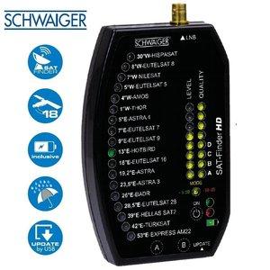 Schwaiger SF9002 satfinder + ACCU